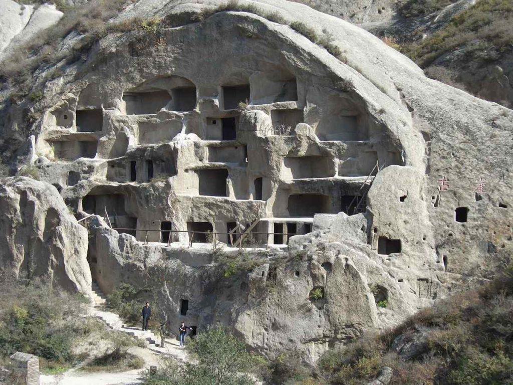 Guyaju Caves, Beijing, China