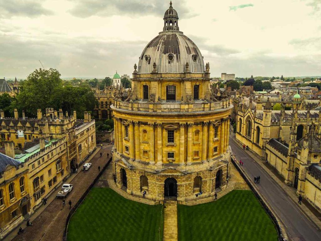 Oxford Street, England