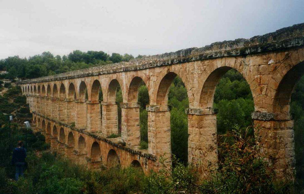 Pont de les Ferreres, Tarragona, Spain