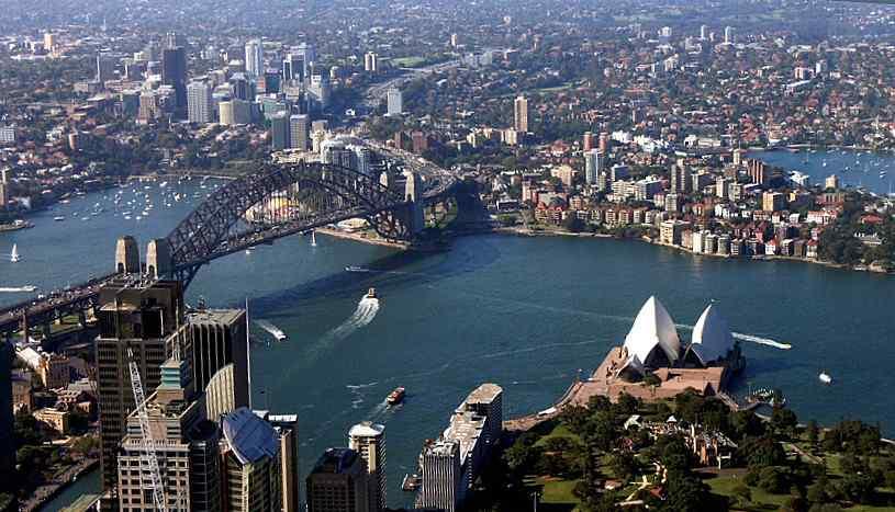 Port Jackson, Australia