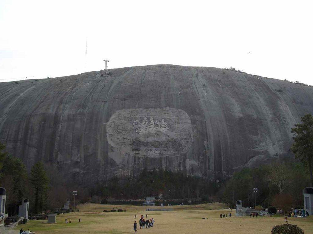 Stone Mountain Monolith
