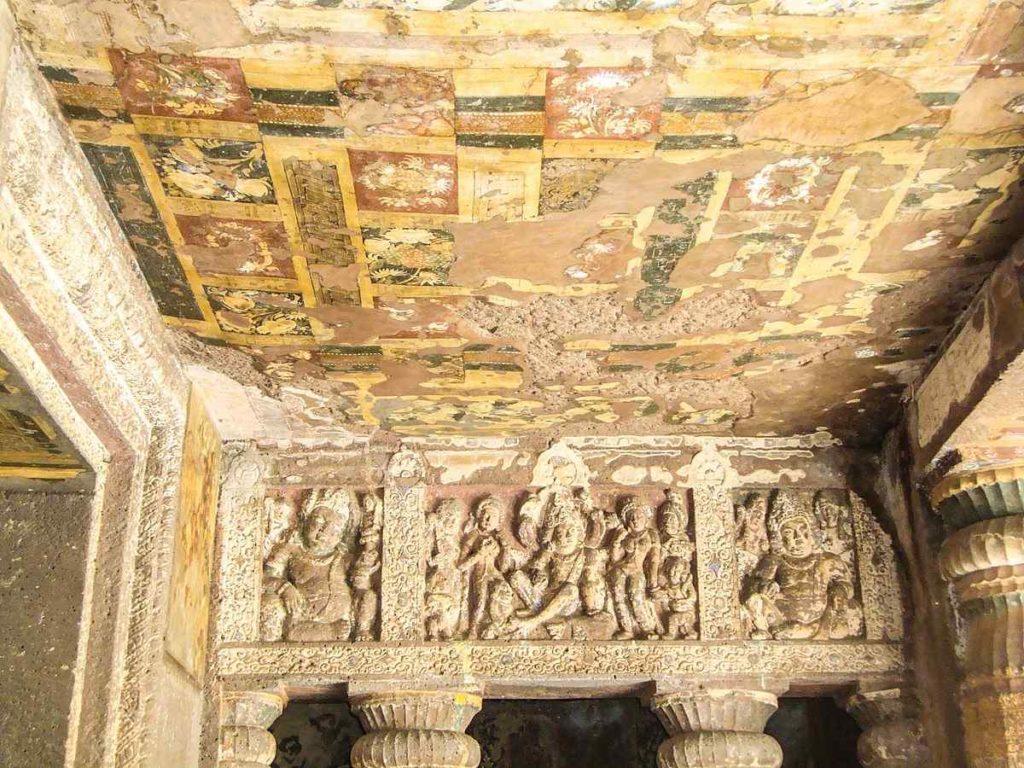 AJANTA CAVES, Cave in Maharashtra