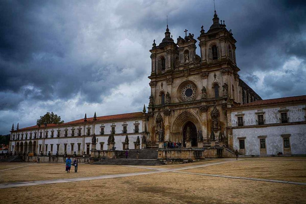 ALCOBACA MONASTERY, Monastery in Portugal