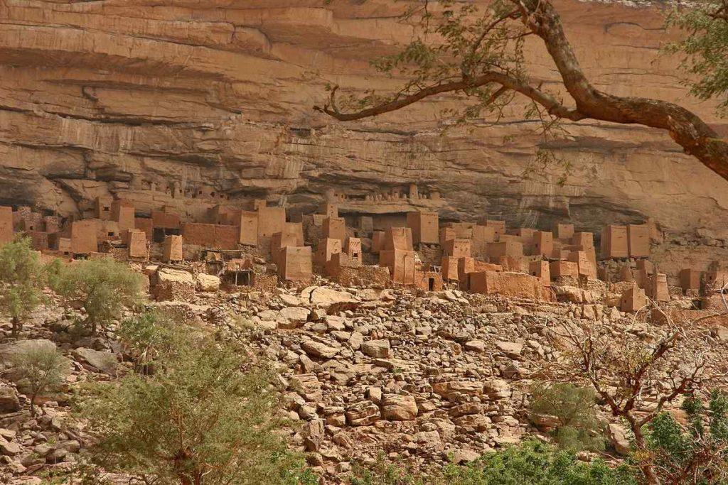 Bandiagara Escarpments, Mali