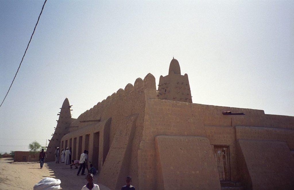 DJINGUEREBER MOSQUE, Mali