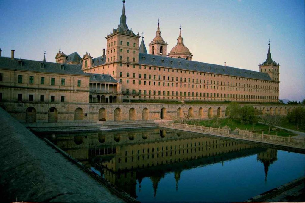 EL ESCORIAL, Monastery in Spain