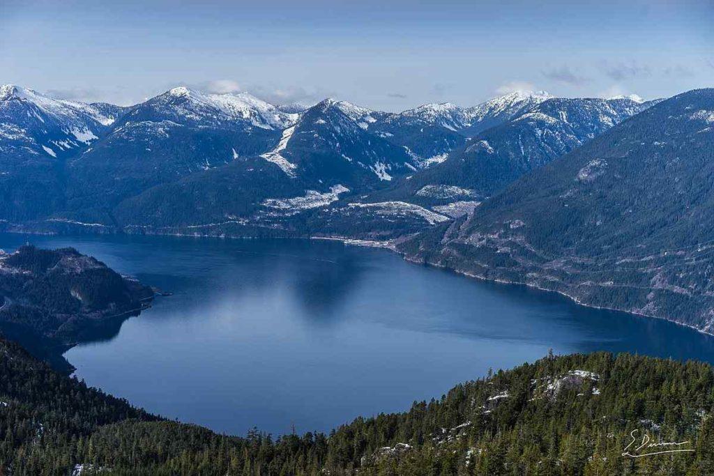 Howe Sound, Canada