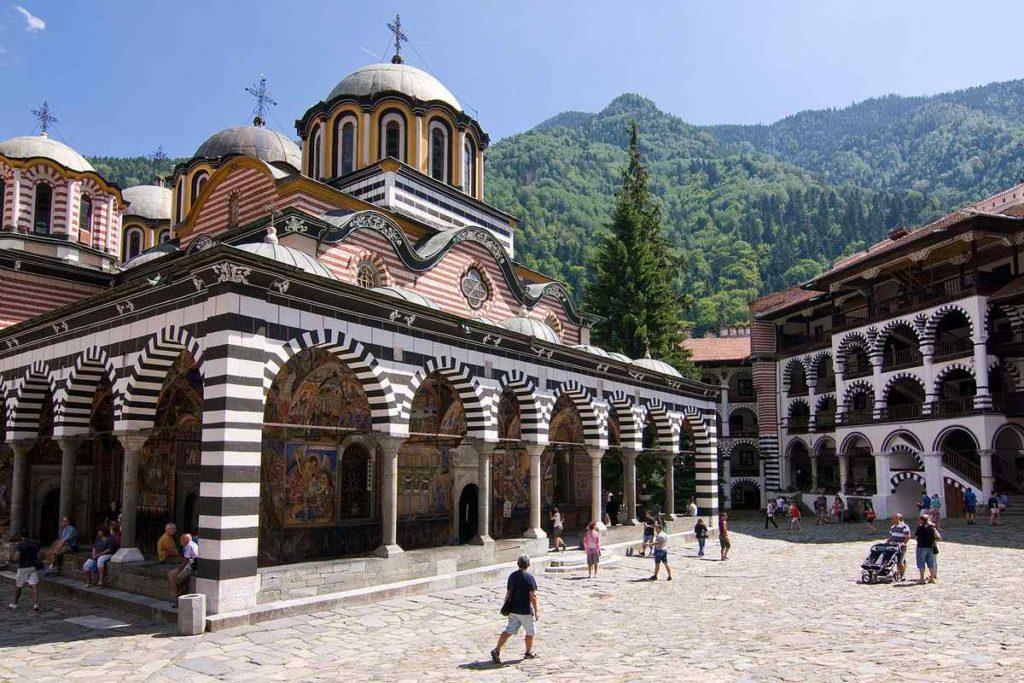 RILA MONASTERY, Monastery in Bulgaria