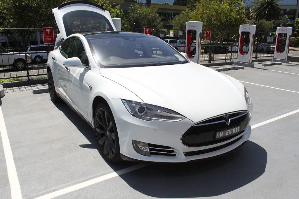 Tesla Model S P90D ( 0-60 mph in 2.28 seconds)