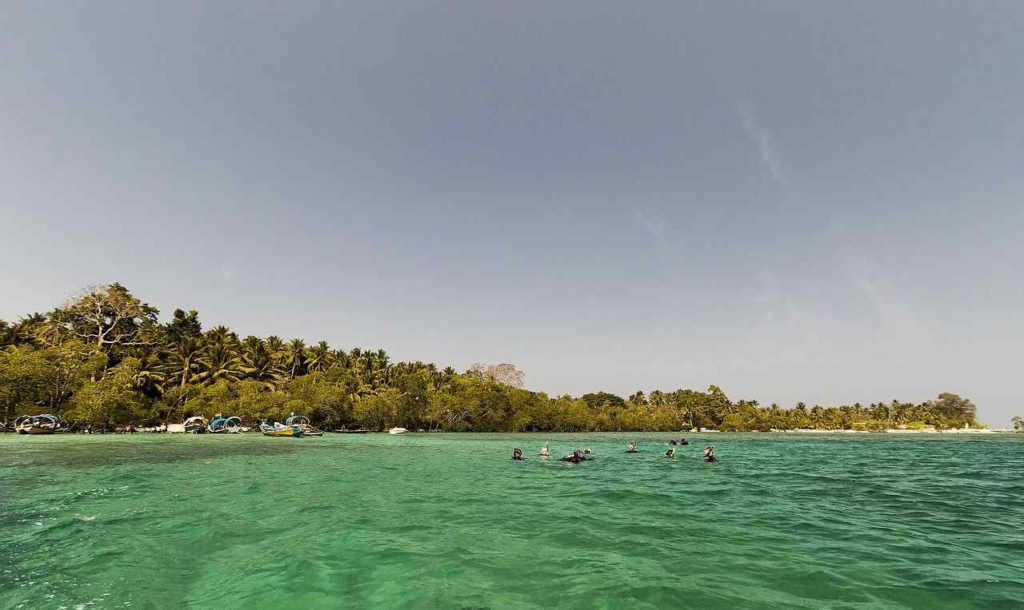 Havelock Islands, Andaman