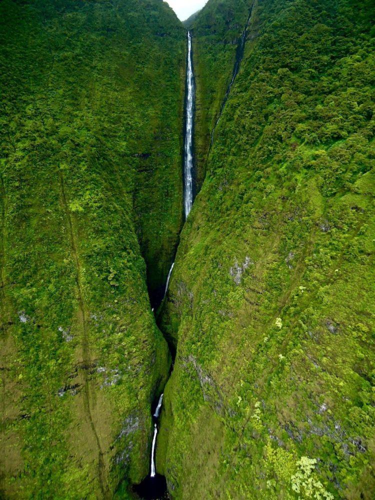 Pu'uka'oku Falls, United States