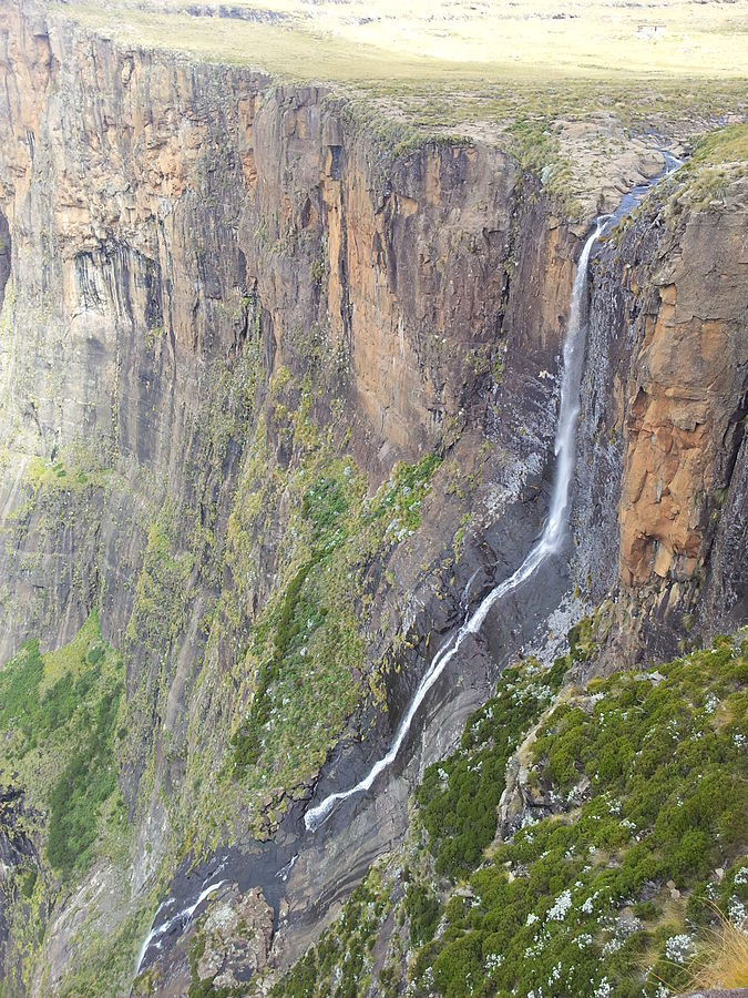 Tugela Falls, South Africa