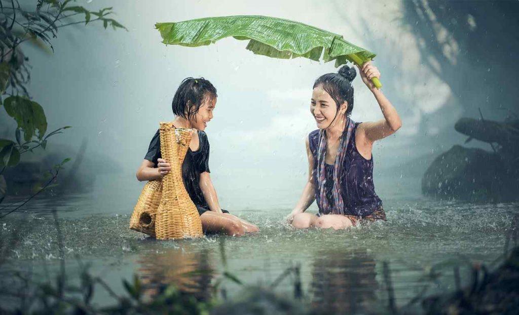 Rain Woman