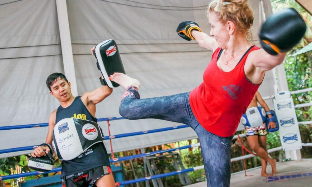SuWit Muay Thai Boxing in Thailand for Weekend